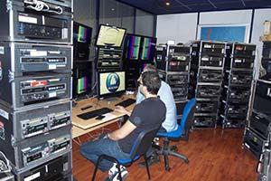 Digitisation Services / Mobile System Preparation